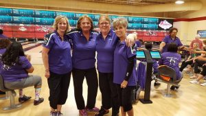 league bowlers