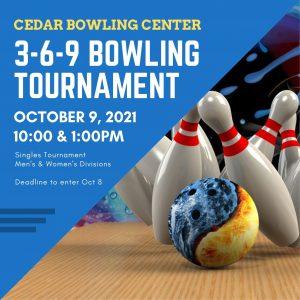 2021 bowling tournament